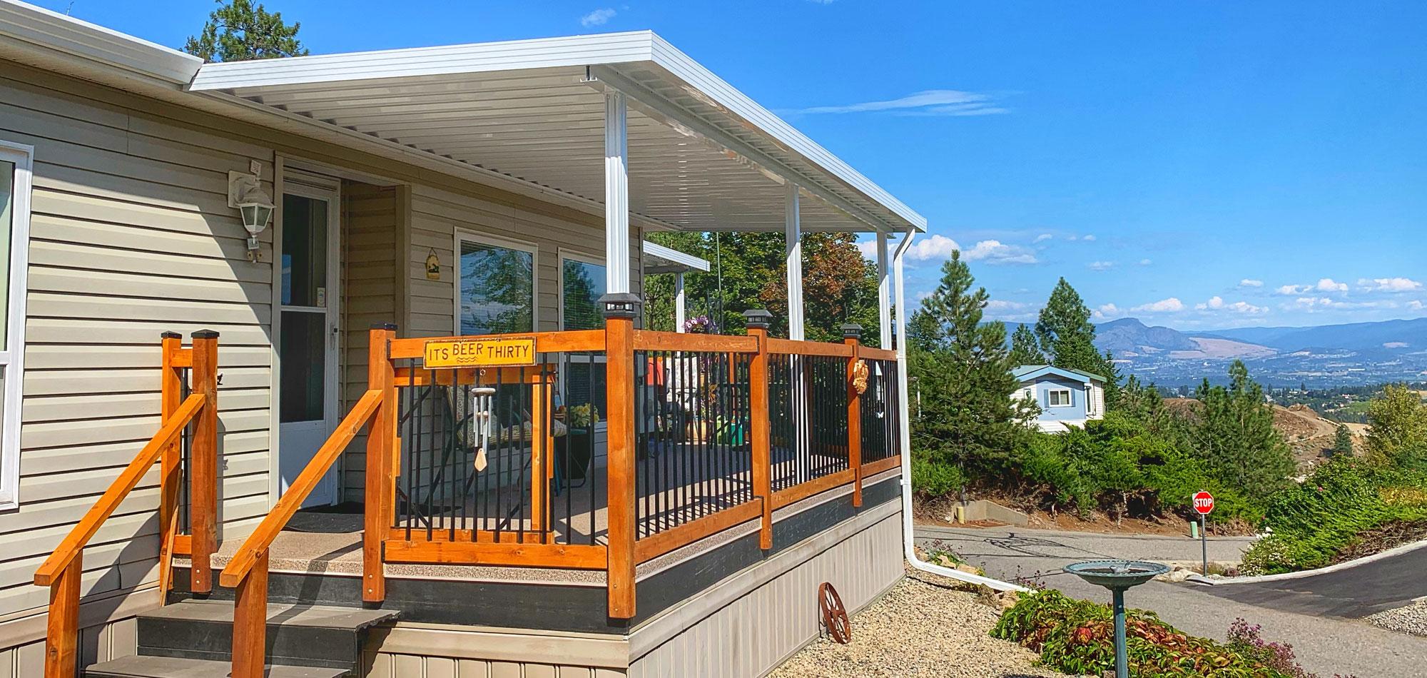 Kelowna and Okanagan Area Patio Covers, Sunrooms and ...